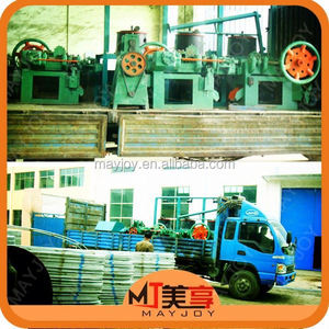 automatic nail making machine for metal used in scrap Metallurgy recycling industry