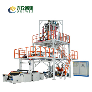 Uniwis brand multilayer plastic blown film machine