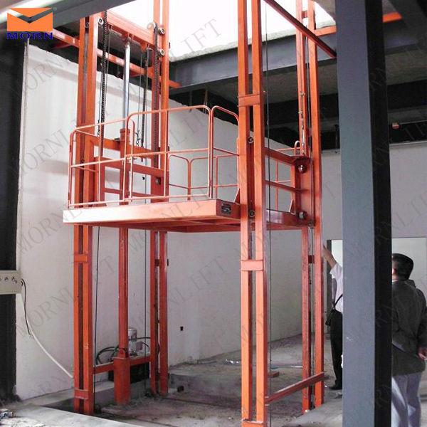 Aufzug führungsschiene maschine/cargo Aufzug/schwerlast ...  Aufzug führung...