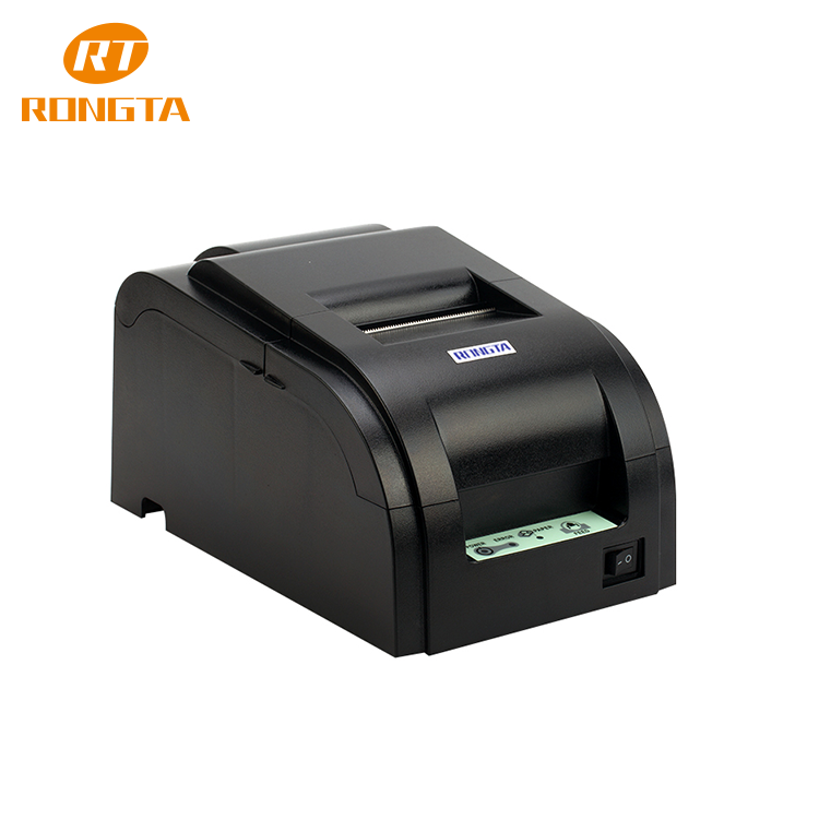 high quality 76mm dot matrix printer double color support for bank bill