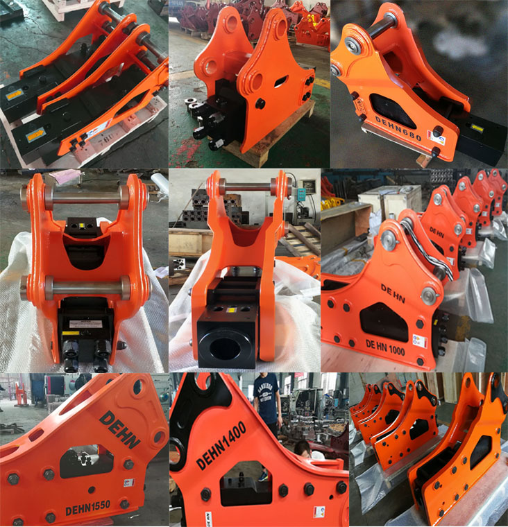 Hot sale SOOSAN Furukawa SB20 hydraulic rock breaker hammer