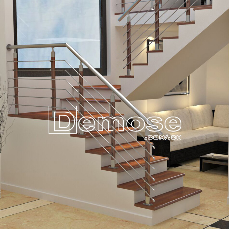 Stainless Steel Railing Staircase /stair Railing Safety Net   Buy Stainless  Steel Railing,Stair Railing Safety Net,Lowes Handrails Product On ...