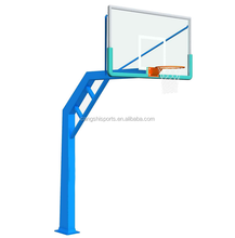 Buried square tube basketball stand/goal/hoops for sale