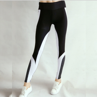 2018 Best Seller Wholesale Custom Sexy Casual Fit High Waist Workout Quick Dry Women Leggings Yoga Pants