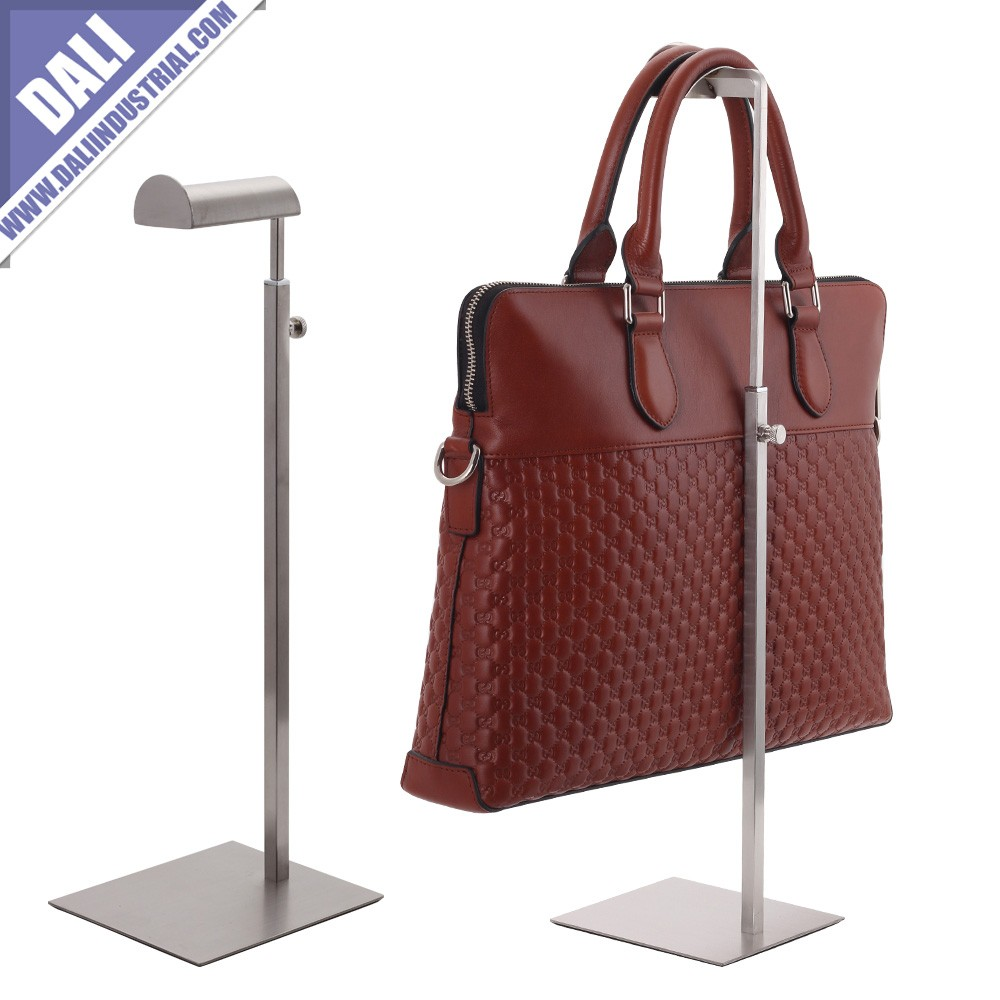 High quality custom metal handbag display <strong>stand</strong>