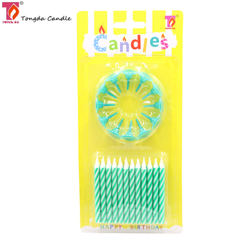 Promotional Product Birthday Cake Candles Malaysia For Wholesales