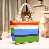 Fashion Customized cotton canvas standard size cotton tote bag no minimum