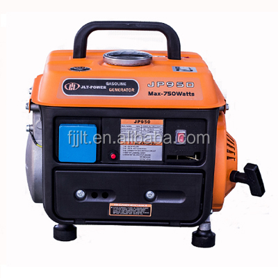 JLT POWER Rated power 650w gasoline generator max power 800w portable generator with full copper