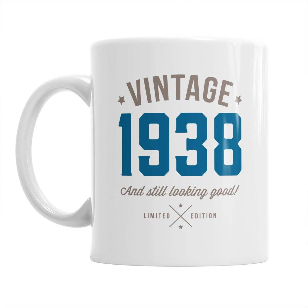 80th Birthday 1938 Keepsake Funny Gift Gifts For Women Novelty