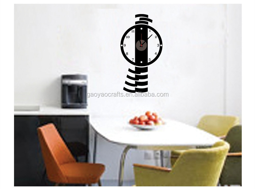 Venta al por mayor casa reloj de la decoración-Compre online los ...