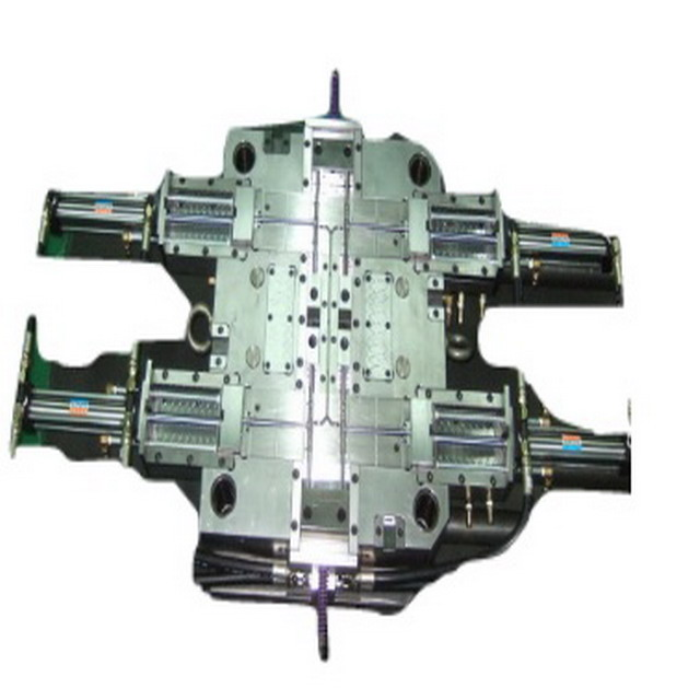 Auto lamp mould making factory