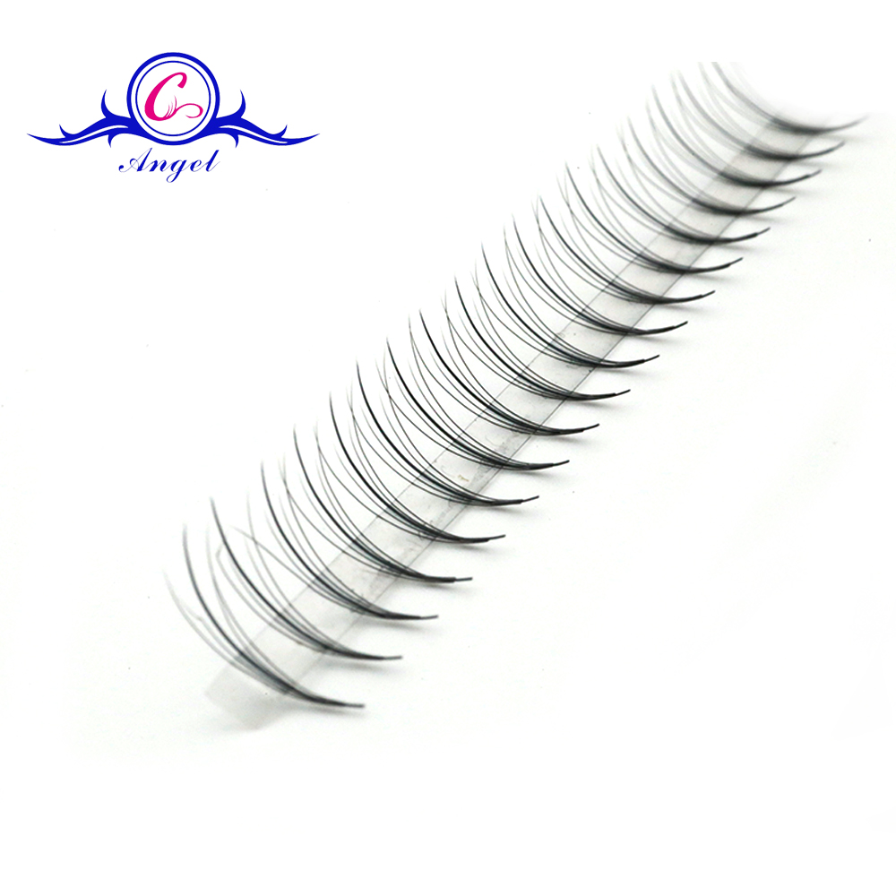 10 D Premade Volume Lashes Melt Flare Eyelash Cluster 0.07 mm B/C/D Curl