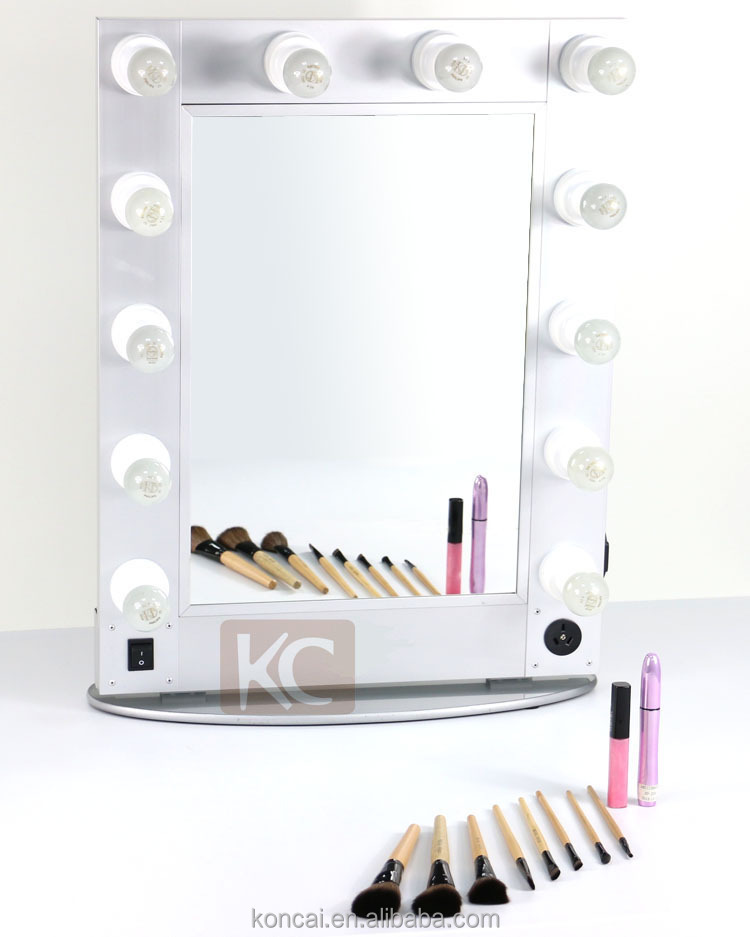 Wholesale Cheap Vanity Hollywood Led Makeup Mirror Hair Salon Equipment Mirror With Light - Buy ...