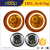 EMC & anti-fog 7inch Round 45W Hi/Low LED Driving Headlights for wrangler jeep 7 led headlight