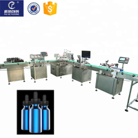 Automatic Liner Eye drop and CBD Filling Equipment High Speed Best quality from shanghai paixie