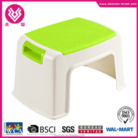 SGS quality approval kids school use cheap plastic step stool