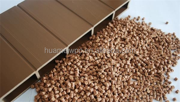 lower price wpc hollow decking