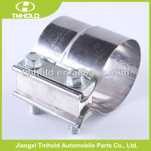 "2013 new muffler exhaust latch type toggle clamp pipe clamp with 2-6"" Diameter"