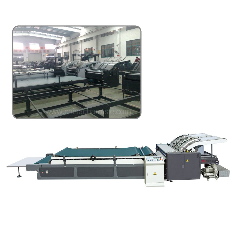 GIGA LX Semi-automatic LXFMZ Series Fully Portable Price Of Pvc Laminating Machine