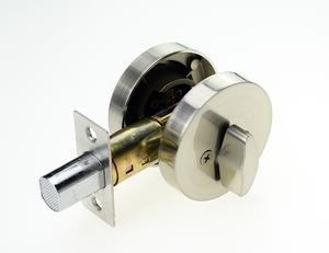 Zinc Alloy Rosette Invisible Door Lock Security Metal Deadbolt Door Lock