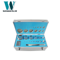 F2 class 304 stainless steel calibration stainless steel weights