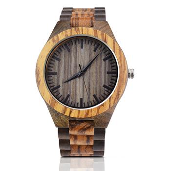 052faecf1eb0 Natural Wood Watch With Custom Logo Minimalist Watch Most Popular Products  2018