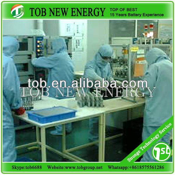 lithium ion battery production line,and a full set of battery technology/equipments/materials supplier
