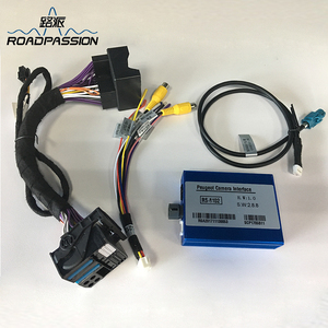 Car Camera Reversing Video Interface for Peugeots 508 208 308 508 2008