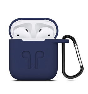 For AirPods Shock Proof Protective Cover Silicone Protective Case For Apple AirPods Charging Case Cover