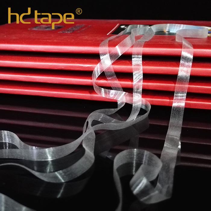 Faixa de fita transparente elástica transparente de SGS Tpu