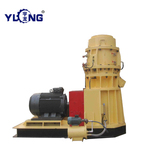Yulong Flat Die Organic Fertilizer Granulator