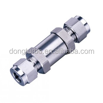 standard non-return valve for cng dispenser