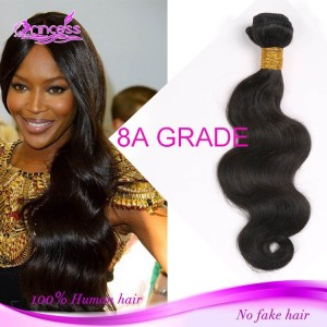 The 6A grade factory unprocessed malaysian Body Wave brazilian, mongolian, malaysian, peruvian, indian virgin hair extension a