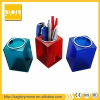 China Supplier plastic make a pen stand