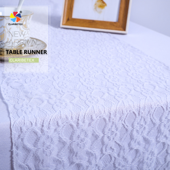 Brand New Claribel Tex Lace Table Runner