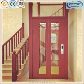 Outdoor Glass Door Home Lift Villa Elevators In China Buy Elevator