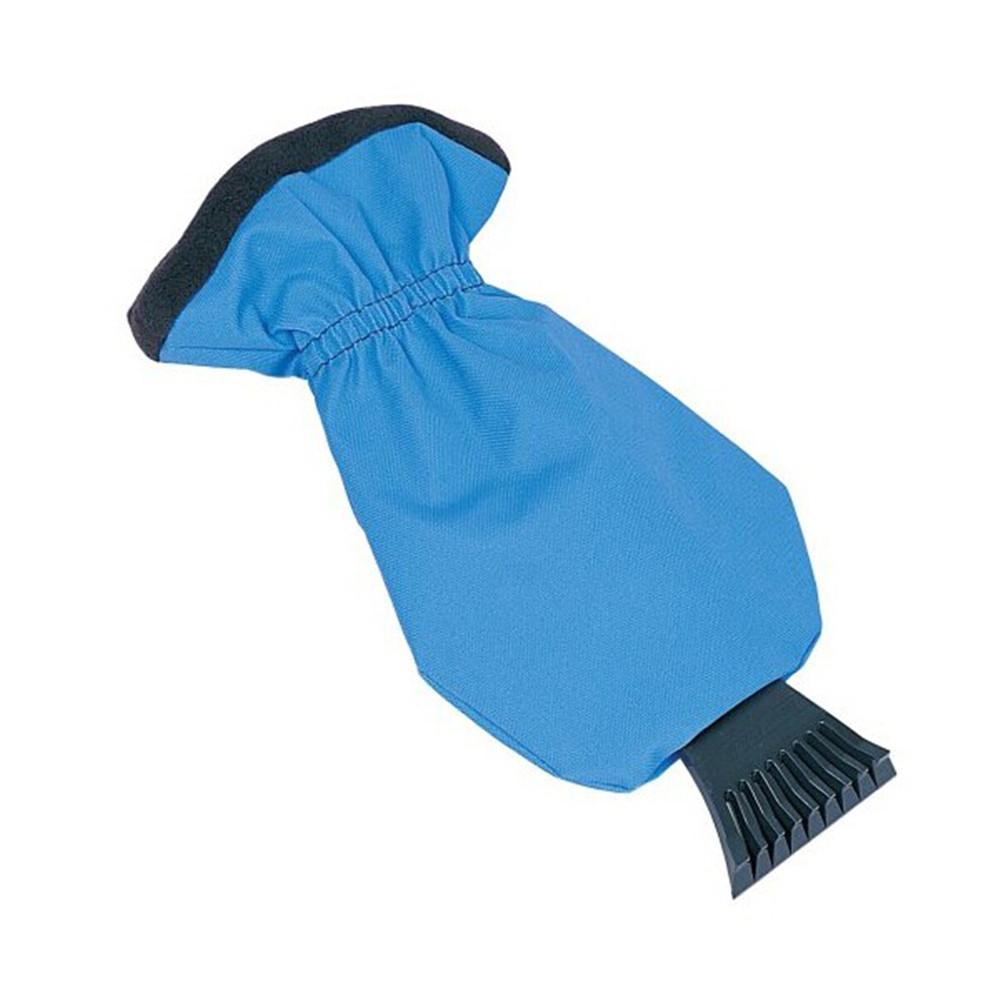 2018 hot selling glove ice scraper/custom made brand ice scrapers with glove/window ice scraper glove