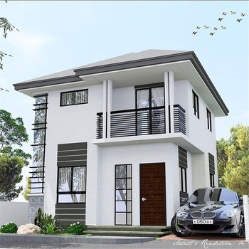 Luxury Modern Design Low Cost Small Residential ...