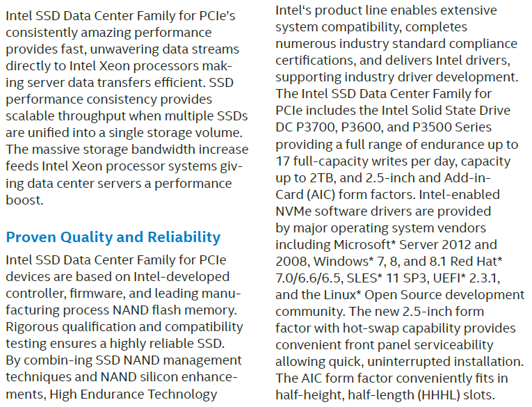 Intel PCIe Solid state drives Intel SSD DC P3700 series, View Intel SSD DC  P3700 series, Intel Product Details from Shanghai Harmuber Technology