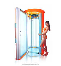 Manufacturer solarium led vertical tanning bed electric beauty bed