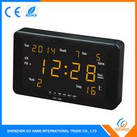 Cheap 1.8''/0.8'' LED Display Alarm Am Fm Desktop Clock Radio