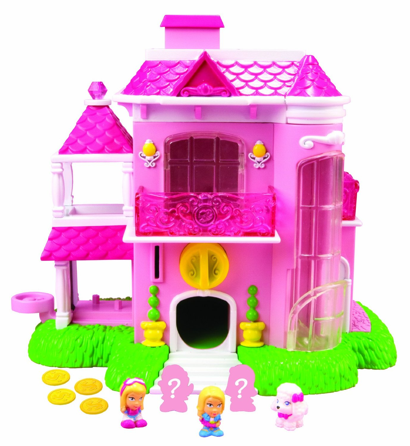 Buy Blip Toys Squinkies Barbie Dream House Playset In Cheap