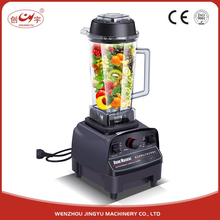 Chuangyu Most Demanded Products Summer Drink Mini Equipment Chopper Blender With 2L Stirring Cup