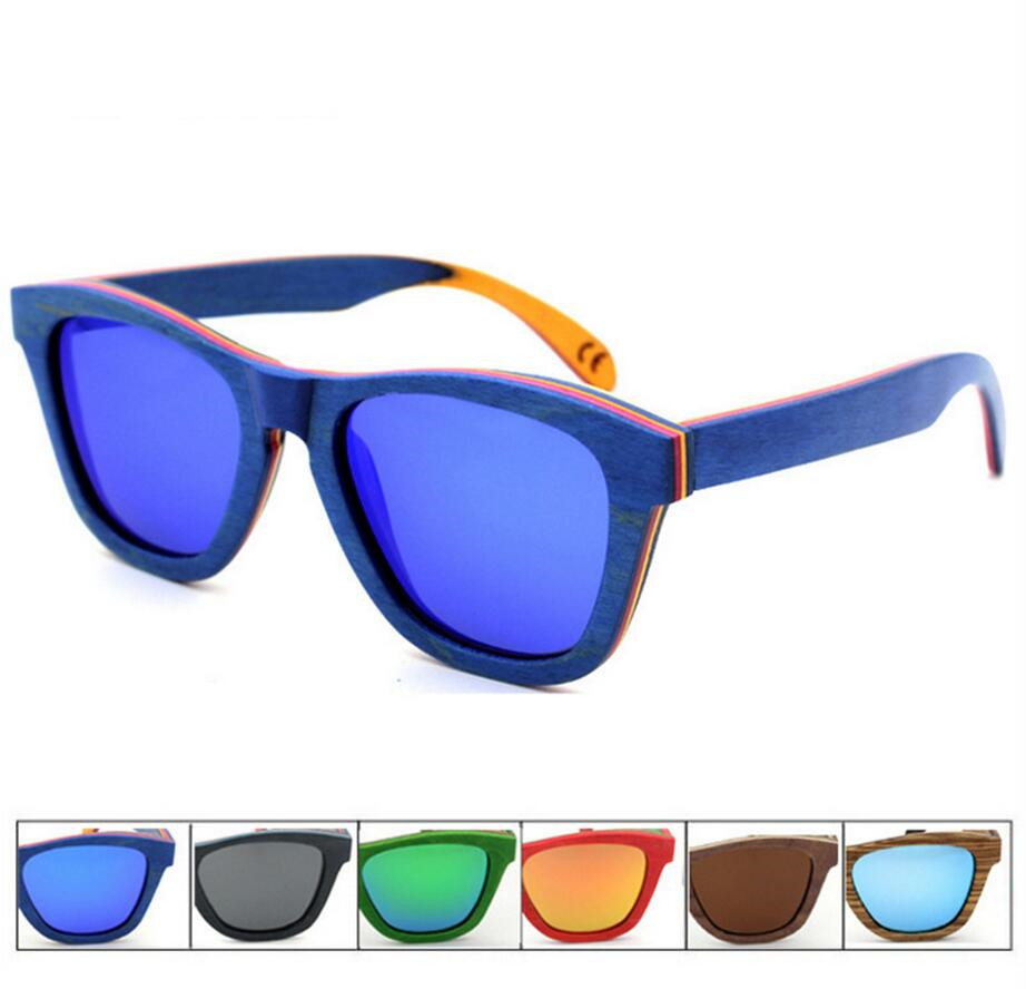 Superhot Polarized Wood Sunglasses China