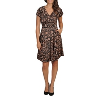 New York Women's Satin Party Dress