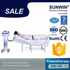 pressotherapy lymphatic / pressotherapy with ems / pressotherapy infrared machine