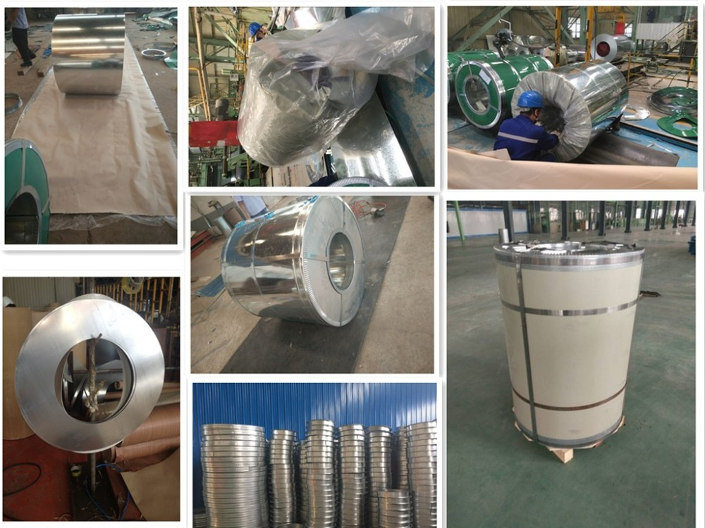 AZM 120 hot dipped galvalume steel coil