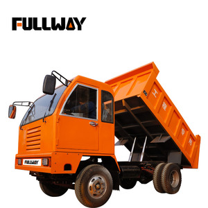 4x4 Fullway Truck Price Mini Dump Truck Camion 6tons Tipper Truck For Sale