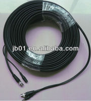 BNC DC with power CCTV Cable