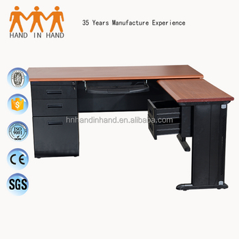 latest office table. self assemble ltype office table latest counter design u